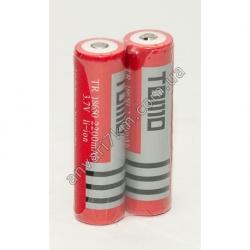 Аккумулятор li-ion TOMO 18650 (3.7V) 2200 mah