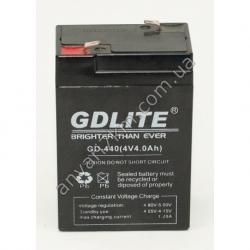 Аккумулятор GDLITE GD-440 (4V, 4.0Ah)