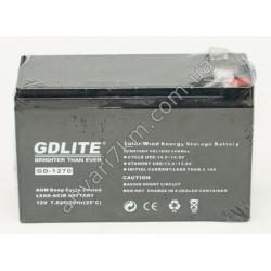 Аккумулятор GDLITE GD-1270 (12V, 7.0Ah)