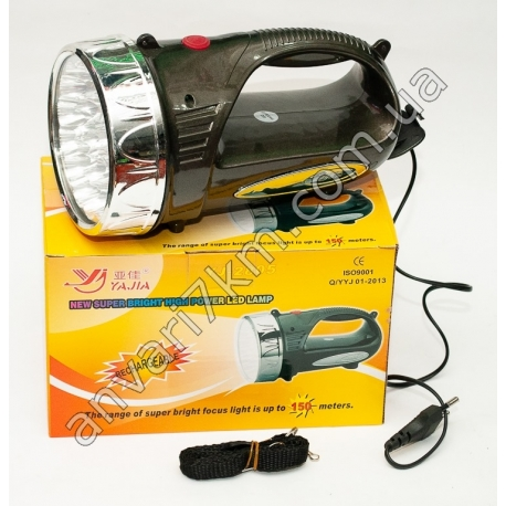 LED фонарь YAJIA YJ-2805