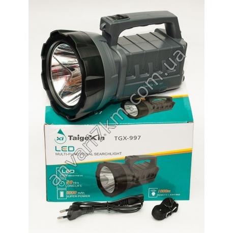 LED фонарь переносной TaigeXin TGX-997