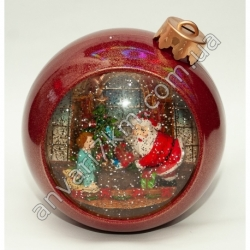 """Новогодняя игрушка """"Дед мороз"""""""