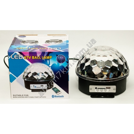 Настольный проектор LED KTV BALL LAMP