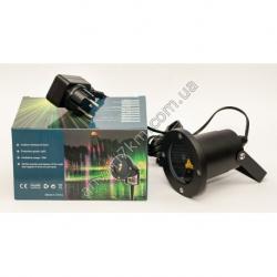 Лазерный уличный проектор