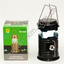 LED фонарь кемпинговый