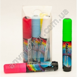 Флуоресцентные маркеры Popart