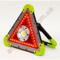 Аварийный треугольный LED знак
