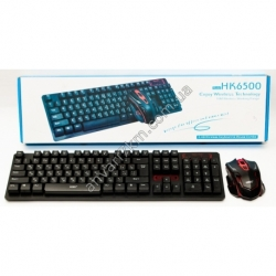 Клавиатура компьютерная + мышка HK6500