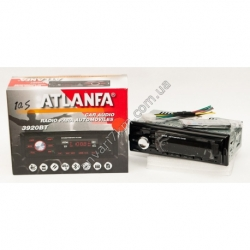 Магнитола MP3 ATLANFA 3920BT
