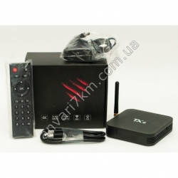 ТВ приставка Android TV BOX TX6