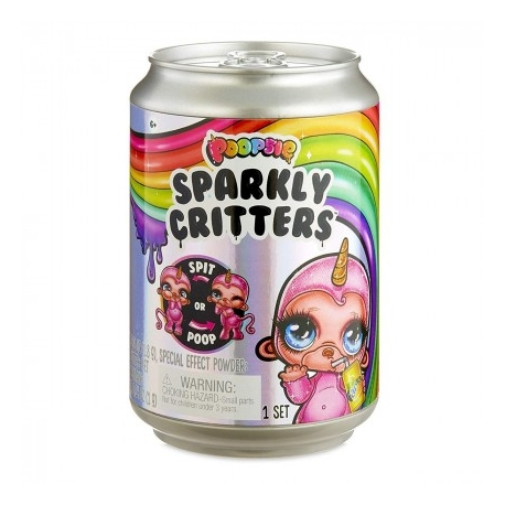 Poopsie SPARKLY GRITTERS баночки