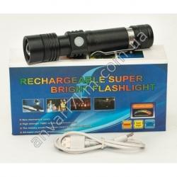 LED фонарик T6061