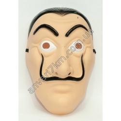 №428 Новогодняя маска Сальвадор Дали