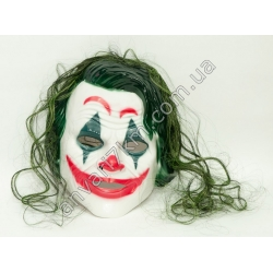 №429 Новогодняя маска Джокер