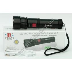 №437 Фонарик ручной LED X-BALOG BL-X72-P90