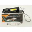 LED фонарь + PowerBank 5200 mAH