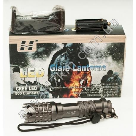N50 LED фонарь 500 lumens